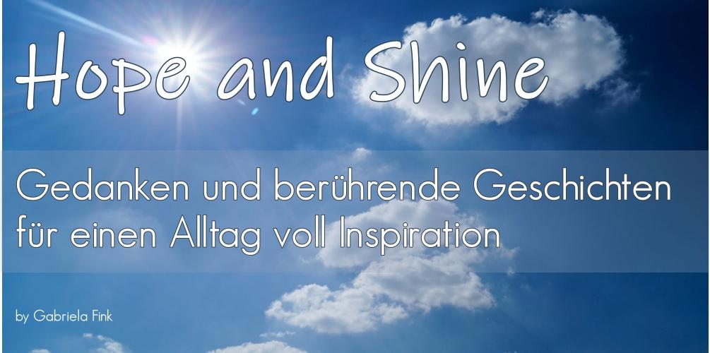 Hope-and-shine